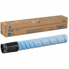 Оригинальный тонер-картридж Konica Minolta TN216C (A11G451) голубой